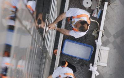 Pravidelný servis ačištění výtahu se vyplatí