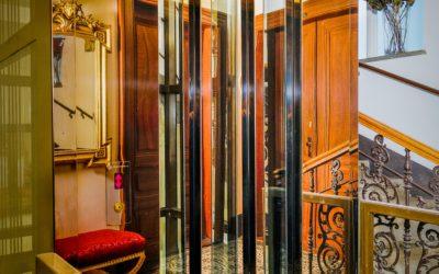 Pro bytové družstvo modernizujeme 22 výtahů